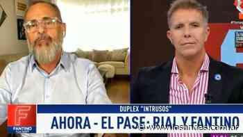 """Jorge Rial y Alejandro Fantino: """"La gente se va a acordar de los que se borraron"""" - Los Andes (Mendoza)"""