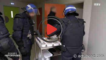 Vendin-le-Vieil : En Immersion dans une prison de haute sécurité. Reportage - ACTU Pénitentiaire
