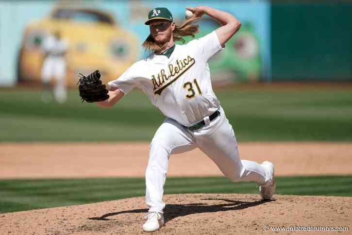 A.J. Puk Making Progress In Recovery From Shoulder Injury