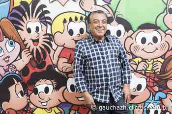 """Maurício de Sousa fala sobre Cascão lavar as mãos em tempos de coronavírus: """"Ele não é bobo"""" - GaúchaZH"""
