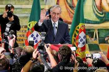 O exemplo que Marcelo Rebelo de Sousa, o presidente de Portugal, dá a Bolsonaro - Jornal O Globo