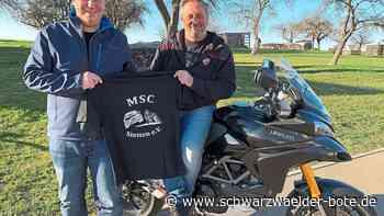 Haigerloch: Liebe zum Motorradfahren führte zum Club - Haigerloch - Schwarzwälder Bote