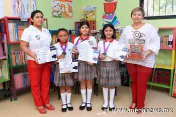 Niñas de Oxkutzcab ganan pase a competencia mundial - Meganews