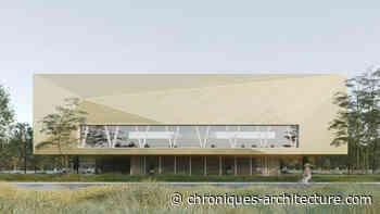 A Mennecy, le gymnase intercommunal est Aconcept - Chroniques d'architecture