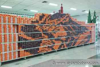 Imagen del Nazareno en supermercado sorprende a pobladores de Yaritagua - El Carabobeño