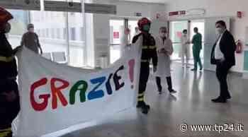 Il medico marsalese a Garbagnate Milanese e l'omaggio delle forze dell'ordine - Tp24