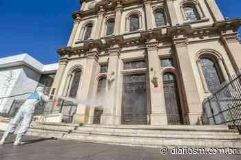 Casos suspeitos de coronavírus em Santa Maria chegam a 509 - Diário de Santa Maria