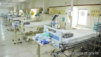 Hospital de Santa Maria abre 40 leitos de UTI para pacientes com coronavírus - Agência Brasília