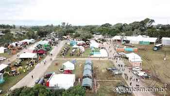 Expotupã é adiada para setembro - Agronegócio - Diário de Santa Maria