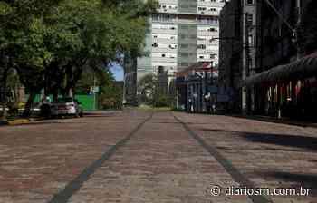 VÍDEO: como foi o domingo nas ruas de Santa Maria - Diário de Santa Maria