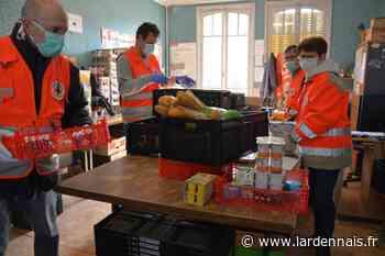 En effectifs réduits, la Croix-Rouge de Rethel tient le choc - L'Ardennais