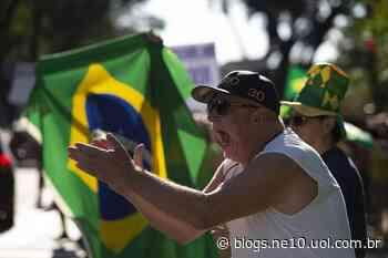 Manifestações em São Paulo e Brasilia pedem comércio reaberto - Blog de Jamildo - NE10