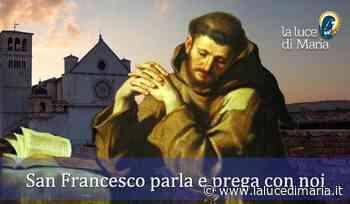 San Francesco: Il dono di Dio, la riflessione di oggi 6 aprile - La Luce di Maria