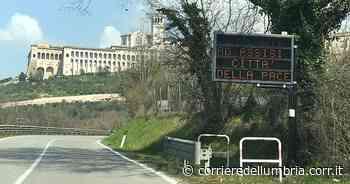 Coronavirus, Assisi senza più turisti si ritrova avvolta nel silenzio - Corriere di Arezzo