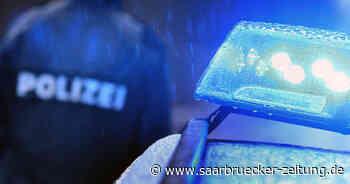 Diebstahl einer Fahrzeugkarosserie in Marpingen - Saarbrücker Zeitung