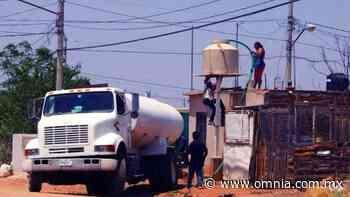 Juez obliga entregar tinaco y 300 litros de agua diarios a familia en Chihuahua - Omnia