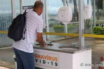 Campos Gerais não registra novos casos de Covid-19 - ARede