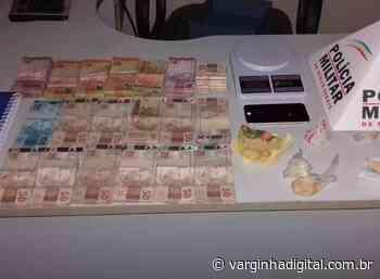 Casal que vendia drogas por aplicativo em Varginha é preso com mais de 20 mil em dinheiro - Varginha Digital