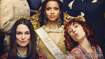 Misbehaviour starring Keira Knightley and Gugu Mbatha-Raw to be released digitally three months early - Flickering Myth