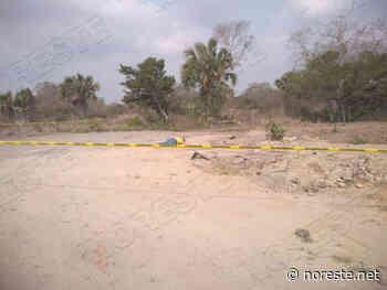 Tiran cuerpo sin vida a un costado de La Tinaja-Cosamaloapan - NORESTE