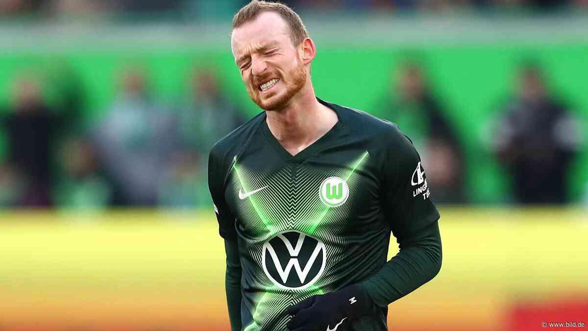 """VfL Wolfsburg – Maximilian Arnold: """"Olympia spielt gerade keine Rolle"""" - BILD"""