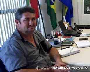 """Vice-prefeito de Ipira, Adilson Schwingel, se filia ao PL: """"A renovação é necessária"""" - Michel Teixeira"""
