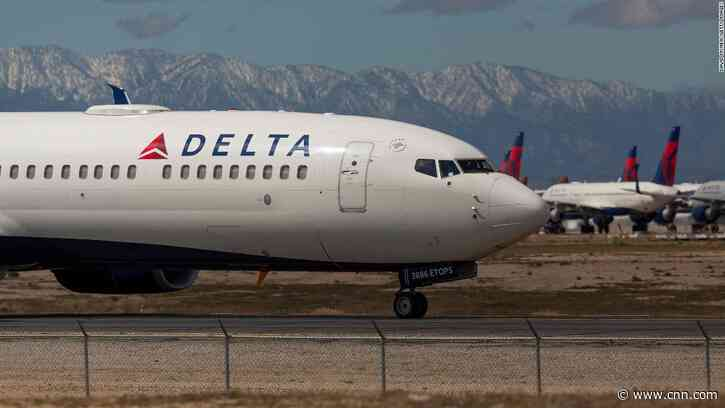 Delta extends mileage plan benefits for customers unable to fly because of coronavirus - CNN