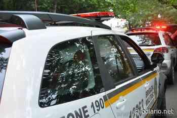 Homem morde policial ao ser preso por tráfico em Canela - O Diário