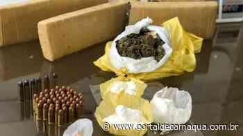 Homem é preso por tráfico de drogas em Canela - Portal de Camaquã