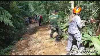 Ciclista fica ferido em acidente na Serra do Japi e aguarda quase cinco horas para ser socorrido - G1