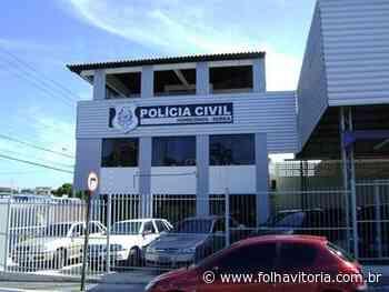 Pai mata suspeito de assassinar o filho e acaba preso na Serra - Jornal Folha Vitória