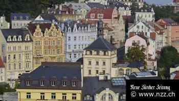 Karlsbad hat seinen Glanz verloren, es lebt von der Geschichte - Neue Zürcher Zeitung