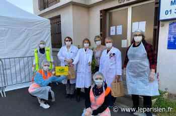 Coronavirus : les jeunes de Bezons multiplient les actions de solidarité - Le Parisien