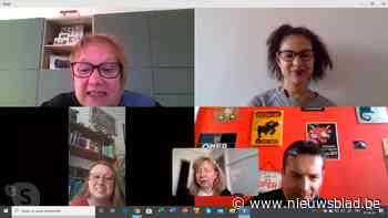 Online conversatietafels houden kennis van het Nederlands warm