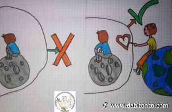L'autismo secondo i ragazzi dell'I.C. Modugno Rutigliano Rogadeo: trovare la tessera a forma di cuore - da Bitonto