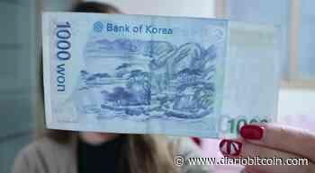 Banco Central de Corea del Sur lanza programa piloto para probar el won digital - DiarioBitcoin