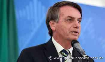 Bolsonaro diz que terá reunião sobre isolamento social - Guarulhos Hoje