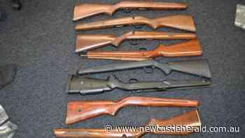 Hunter's biggest ever firearm heist: Benjamin Rae re-sentenced after Court of Criminal Appeal - Newcastle Herald