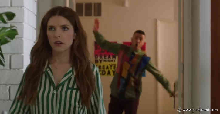 Justin Timberlake & Anderson .Paak Throw a Dance Party in Anna Kendrick's Living Room in 'Don't Slack' Video - Watch!