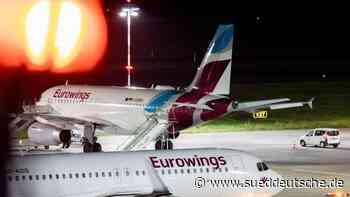 Lufthansa schrumpft Flotte und schließt Germanwings - Süddeutsche Zeitung