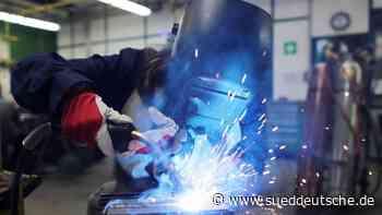 Kurzarbeit in Metall- und Elektroindustrie weit verbreitet - Süddeutsche Zeitung