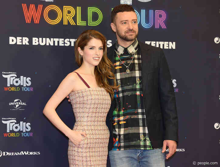 Justin Timberlake Takes You Behind-the-Scenes of Trolls World Tour with Anna Kendrick and SZA