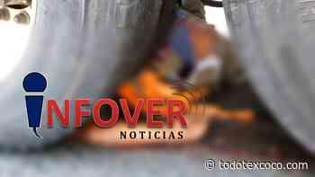Pipa aplasta a ciclista en pleno Bulevar. - Poza Rica de Hidalgo Veracruz - todotexcoco.com