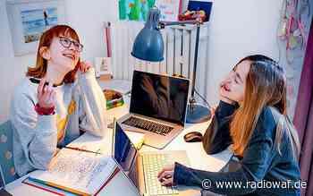 Lehrer im Kreis Warendorf unterrichten online - Radio WAF