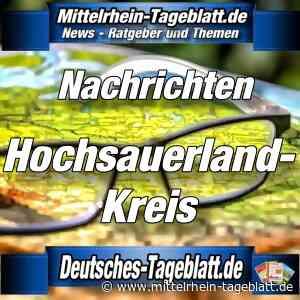 Hochsauerlandkreis - Corona-Virus-Update 04.04.2020: Mann in Brilon gestorben, 127 Genesene, 250 Erkrankte, 16 stationär - Mittelrhein Tageblatt