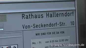 Wegen mehrerer Corona-Fälle bleibt das Hallerndorfer Rathaus komplett geschlossen - Nordbayern.de