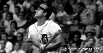 Al Kaline, Tigers' Perennial All-Around All-Star, Is Dead at 85
