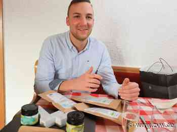 Hanf-Startup: Schwaikheimer vertreibt CBD-Produkte - Zeitungsverlag Waiblingen