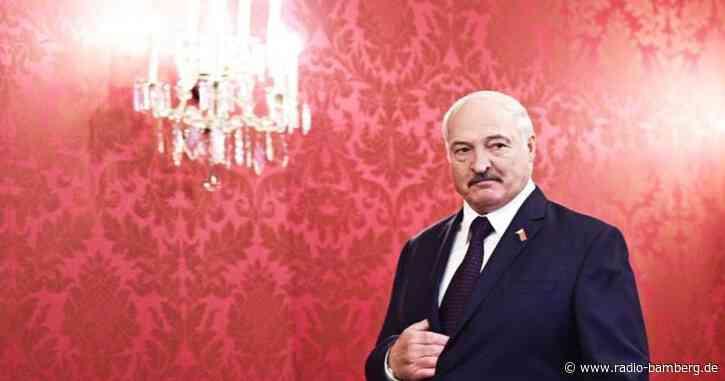 Lukaschenko lässt Gesundheitslage von WHO prüfen