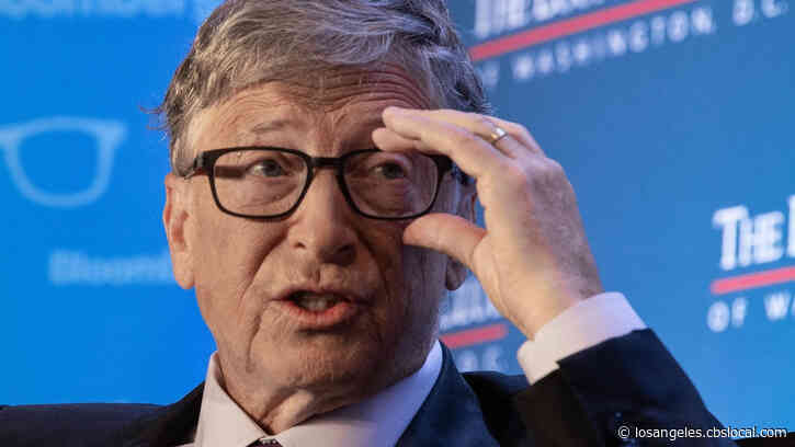 Bill Gates Vows To Spend Billions To Develop A COVID-19 Vaccine: 'Our Early Money Can Accelerate Things'